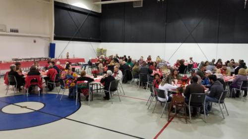 2019 Christmas Dinner & Party - 20191207_180336