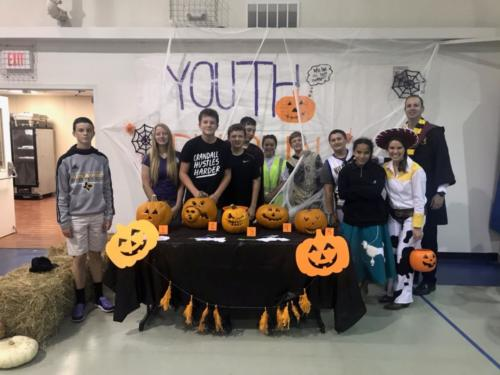 Pumpkin Carving & Fall Festival Booth 19