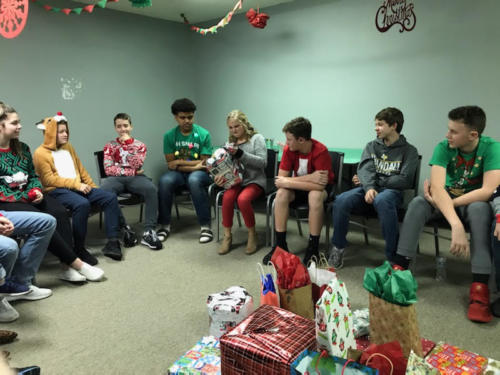Youth Christmas Party 5
