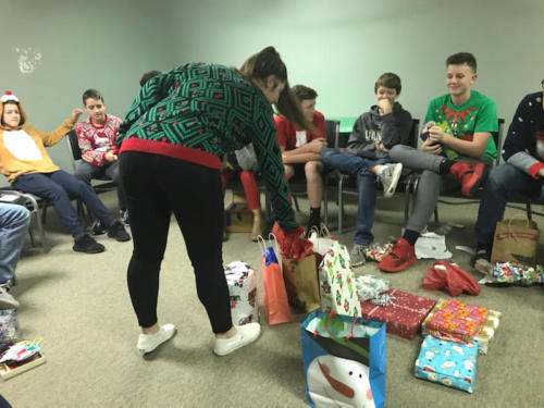 Youth Christmas Party 8